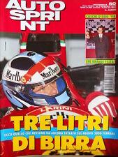 Autosprint n°50 1994 Michael Schumacher Casco d'oro  [P12]