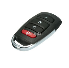 Universal Cloning Electric Garage Door Remote Control Key Fob 433mhz Cloner FR