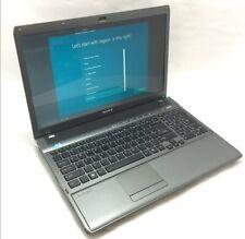 Sony VAIO VPC-F115FM -Intel Core i7-Q720 -8GB RAM -320GB HDD -Win 10