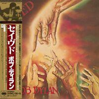2014 BOB DYLAN SAVED JAPAN MINI LP BSCD2 Blu-spec CD 2