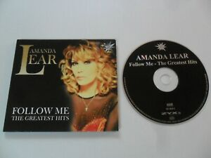 Amanda Lear - Follow Me / The Greatest Hits (CD 2002)
