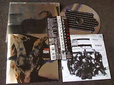 SLIPKNOT / iowa / JAPAN LTD CD OBI, bonus track