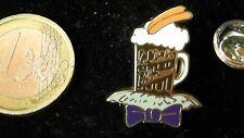 Bier Beer Pin Badge le Balto Patriseau lila