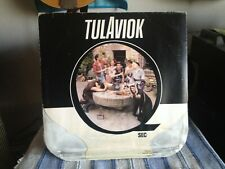 TULAVIOK - Q SEC (PUNK ROCK) / LP VINYL MADE IN FRANCE 1988 DESPLEGABLE. COVER