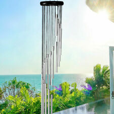 "35"" Wind Chimes Aluminum Tubes Hanging Ornament Home Outdoor Garden Yard Decor"