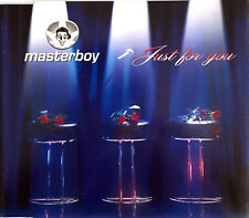 Masterboy Maxi CD Just For You - Germany (M/VG+)