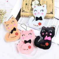 1Pc Cute 10CM Cat Plush Stuffed Toy Doll New Key chain Gift Plush Dolls For Kids