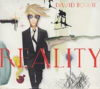 DAVID BOWIE ~ Reality ~ 2003 US limited edition PROMOTIONAL 14-track, 2xCD album