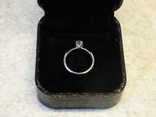 Engagement Excellent Cut White Fine Diamond Rings