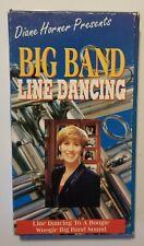 BIG BAND LINE DANCING VHS with Diane Horner