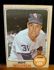 1960 Topps Hoyt Wilhelm White Sox - HOF - Card #350 - nrmt oc