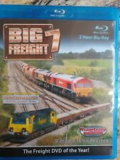 Big Freight 7 Blu Ray Train Crazy Videoscene Railway