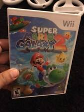 SUPER MARIO GALAXY 2 - Nintendo Wii - Factory Sealed