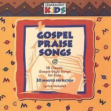 Gospel Praise Songs by Cedarmont Kids (CD, Mar-2000, Benson Records)