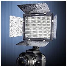 Yongnuo LED Video Light YN-300 II for Camera Camcorder 3200k-5500k w/ IR Remote