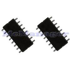 2x CD4028 HCF4028 HEF4028 SMD decimal/BCD C-MOS IC SO-16 IC