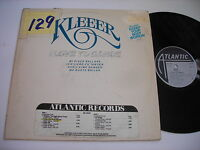 PROMO Kleeer I Love to Dance 1979 Stereo LP VG+