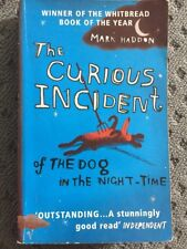The Curious Incident of the Dog in the Night-time by Mark Haddon (PB, 2004)