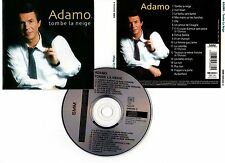 "SALVATORE ADAMO ""Tombe La Neige"" (CD) 2001"