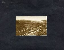 C1930's Photo Image of Lynton Hill from the Tors, Devon.