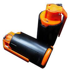T238 Water GEL Balls Blaster Grenade for Nerf Tactics Equipment -orange