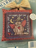Dimensions Cross Stitch Kit 72367 My Cat is Just An Angel Cherished Charms