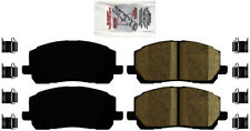 Disc Brake Pad Set-GAS Front Autopartsource PRC884 fits 2001 Toyota Highlander