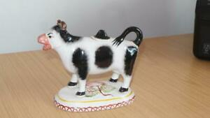 AK109: Staffordshire Ware Kent Cow Creamer, Cream milk Jug