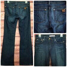 Joe's Provocateur Womens Denim Jeans  Bootcut Stretch Dark Wash Size 30x30