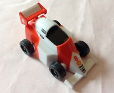 McLaren 1993 MP4/8 Pull Back Car Toy - F1 Ayrton Senna Formula-1 MP4 Series