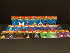 1995 FLEER ULTRA FOX KIDS NETWORK POWER POP-UP INSERT 24 CARD SET MARVEL X-MEN!
