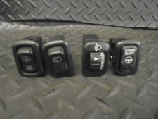 2002 DAIHATSU SIRION 1.3 F-SPEED 5DR AUTO STEER SHIFT HEADLIGHT DEMIST SWITCHES