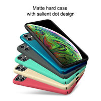 Nillkin Super Frosted Shield, Matte Hard Case Cover for Apple iPhone 11