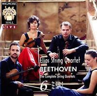 Elias String Quartet - Beethoven String Quartets, Vol. 6 - Wigmore Ha (NEW CD)