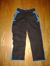 GAP BOYS GIRLS SKI SNOW SnowPants Squall Pants Size XL 12 BLACK BLUE