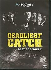 DEADLIEST CATCH BEST OF SERIES 7 DVD - DISCOVERY CHANNEL
