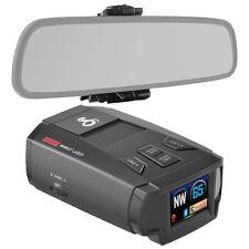 Cobra SPX 7800BT Bluetooth Radar/Laser/Camera Detector & Mirror Mount Bundle