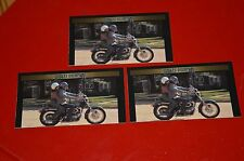 ★★3-1976 HARLEY DAVIDSON XLH SPORTSTER PHOTO MAGNETS PRINT 76 MOTORCYCLE★★