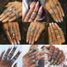 Bohemian Set Gold Midi Finger Ring Set Vintage Punk Boho Knuckle Rings Jewelry