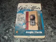 The Eyre Affair by Jasper Fforde (2003,trade paper)suspense
