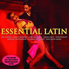 Essential Latin - 75 Hot Latin Hits 3CD NEW/SEALED