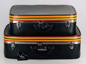 Vintage Ventura Luggage Set 1950's
