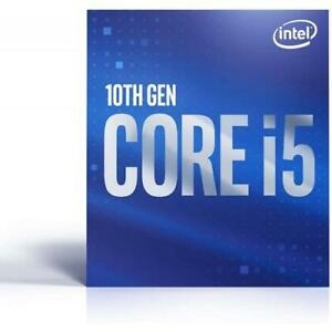 Intel Core i5-10400F Desktop Processor - 6 cores And 12 threads - Up to 4.3 GHz