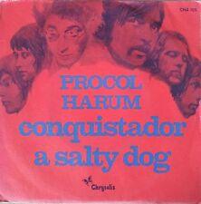 """Procol Harum - Conquistador - Vinyl 7"""" 45T (Single)"""