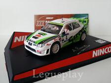 SCX Scalextric Slot Ninco 50451 Subaru SIMM III Rallye Slot Toni Ponce Sport Nº4
