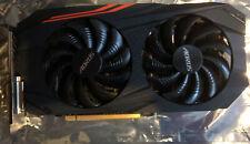 AMD Radeon RX580 4GB AORUS GV-RX580AORUS-4GD (1 Fan Issue but is Under Warranty)