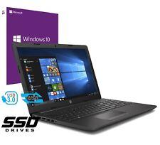 "NOTEBOOK HP 255 G7 15,6"" CPU AMD A4-9125 2,3GHZ RAM 4GB SSD 240GB WINDOWS 10 PRO"
