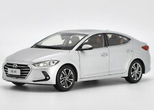 1:18 Hyundai Elantra 2016 Die Cast Model