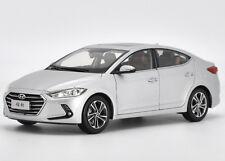 1:18 Hyundai Elantra 2016 Die Cast Model