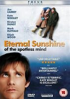 Eternal Sunshine Of The Spotless Mind - 2004 Jane Adams, Kate NEW UK REGION2 DVD